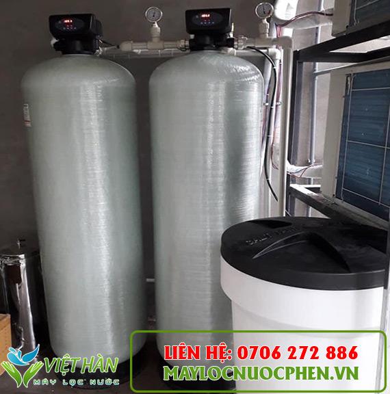 Bộ lọc nước sinh hoạt công suất lớn